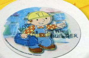 Bob the Builder Plaque